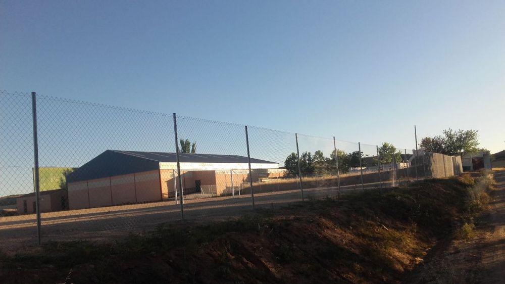 Plaza de toros y ciudad deportiva ciudades y pueblos for Puerta 8 ciudad deportiva